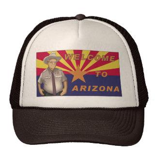 Arpaio: Recepción a Arizona Gorra
