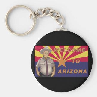 Arpaio: Recepción a Arizona Llaveros