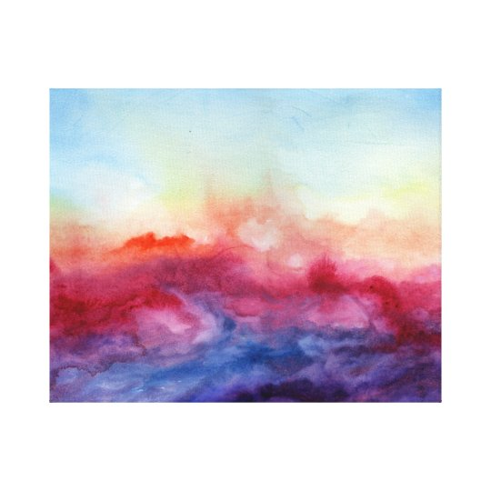 Arpeggi Canvas Print