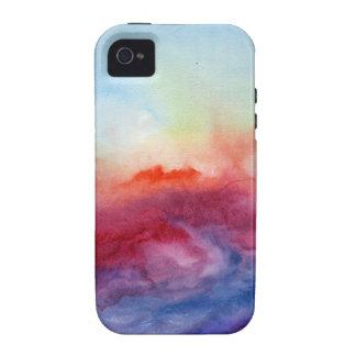 Arpeggi Watercolor iPhone 4/4S Cases