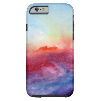 Arpeggi Watercolor Tough iPhone 6 Case