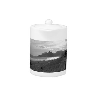 Arpoador beach Rio de Janeiro Teapot