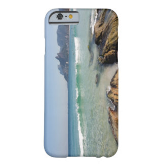 Arpoador rocks at the beginning of Ipanema Barely There iPhone 6 Case