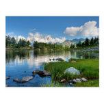Arpy Lake hdr Postcard