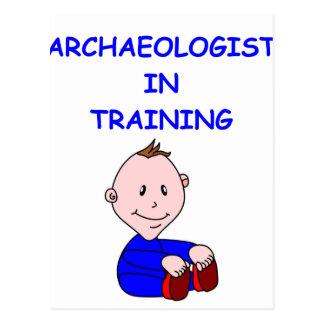 arqueología postal