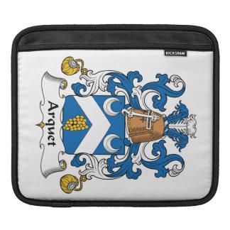 Arquet Family Crest iPad Sleeve