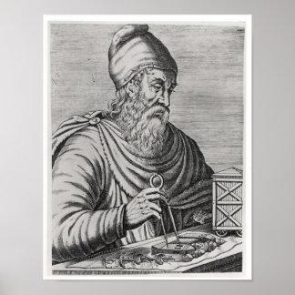 Arquímedes Póster