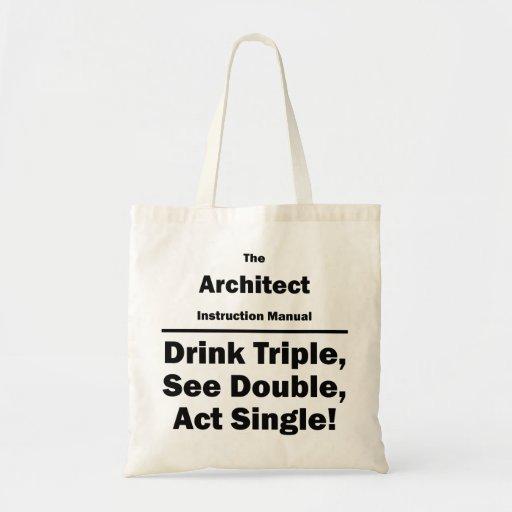 arquitecto bolsa