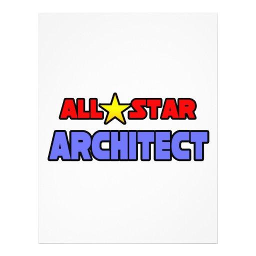 Arquitecto de All Star Tarjetón