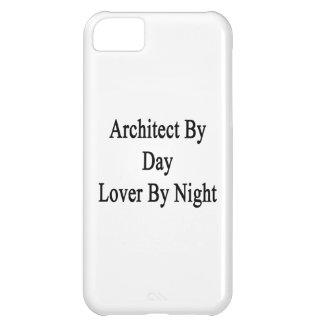 Arquitecto del amante del día por noche funda para iPhone 5C