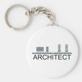 ¡Arquitecto! ¡Diseño original! Llavero Personalizado