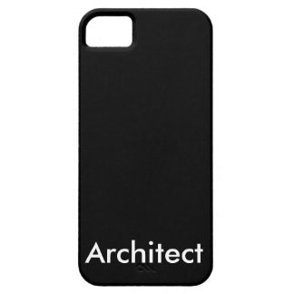 Arquitecto Funda Para iPhone 5 Barely There