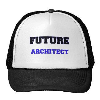 Arquitecto futuro gorros bordados