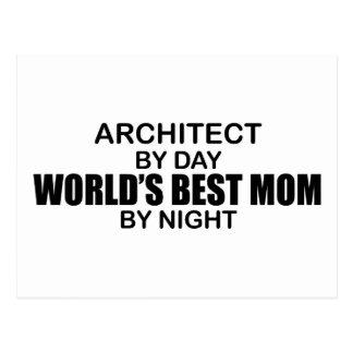 Arquitecto - la mejor mamá del mundo postal