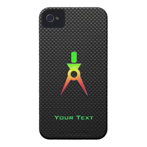 Arquitecto liso iPhone 4 Case-Mate protector