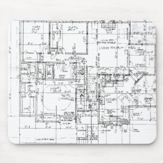 Arquitecto Mousepad Tapetes De Raton