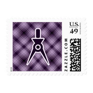 Arquitecto púrpura sello