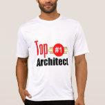 Arquitecto superior camiseta