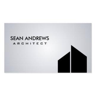 Arquitecto - tarjetas de visita