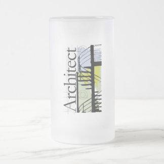 Arquitecto Taza De Cristal