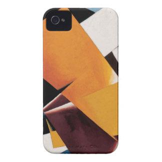 Arquitectónico Painterly de Lyubov Popova Case-Mate iPhone 4 Cobertura
