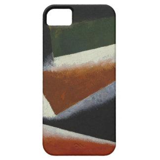 Arquitectónico Painterly de Lyubov Popova iPhone 5 Carcasas
