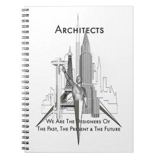 Arquitectos Libros De Apuntes
