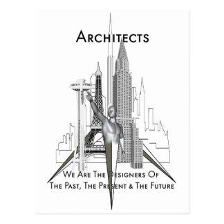 Arquitectos Tarjeta Postal
