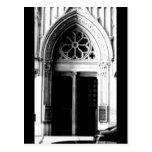 Arquitectura 27 del Casa-Vintage del arte del Post