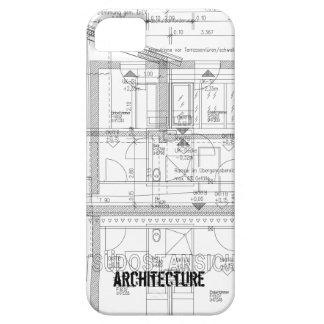 ARQUITECTURA 2 de Hülle del iphone 5 de WJ iPhone 5 Case-Mate Fundas