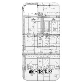 ARQUITECTURA 2 de Hülle del iphone 5 de WJ iPhone 5 Funda