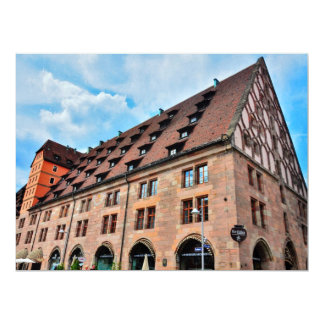 Arquitectura alemana invitaciones personales