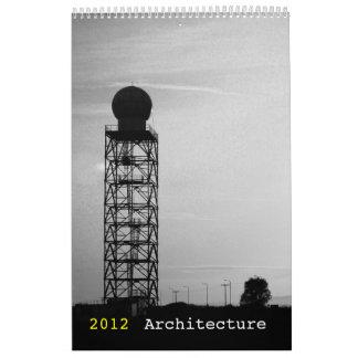 arquitectura calendarios
