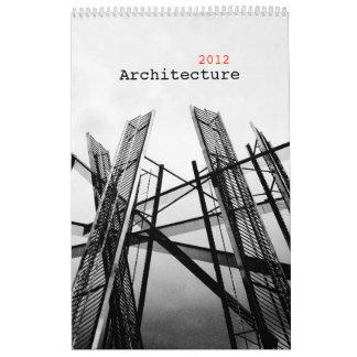 arquitectura calendario
