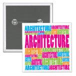Arquitectura colorida pin