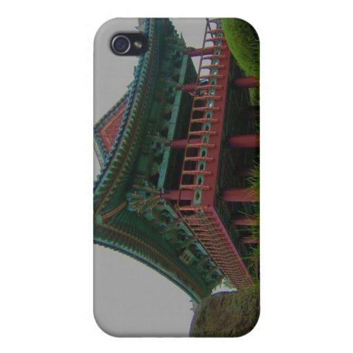 Arquitectura coreana 3 iPhone 4/4S carcasa