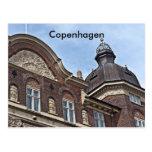 Arquitectura danesa Copenhague, Tarjeta Postal