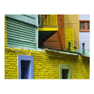 Arquitectura de Boca del La, EL Caminito 2 Postal