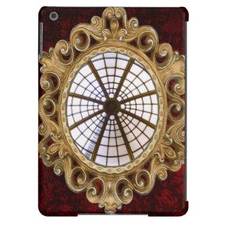 Arquitectura de cristal de la bóveda, National Funda Para iPad Air