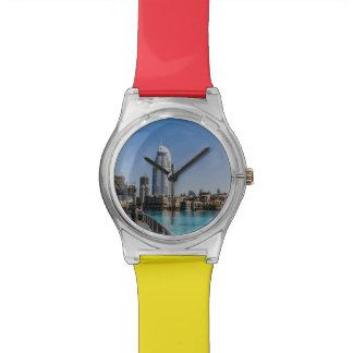 Arquitectura de Dubai Relojes De Mano