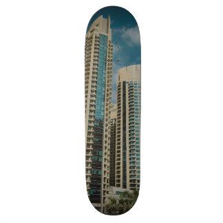 Arquitectura de Dubai Skate Board