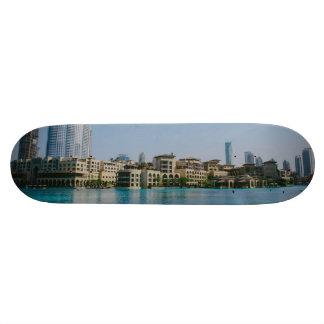 Arquitectura de Dubai Skateboards