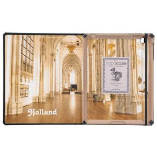 Arquitectura de Holanda iPad Cárcasas