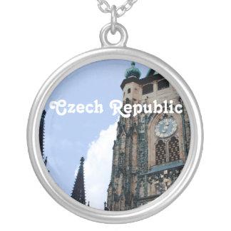 Arquitectura de la República Checa Pendientes Personalizados