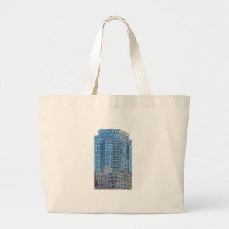 Arquitectura de las torres de los edificios de bolsa tela grande