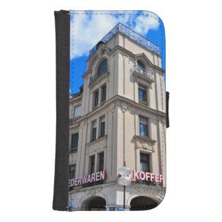 Arquitectura de Munich Billetera Para Galaxy S4