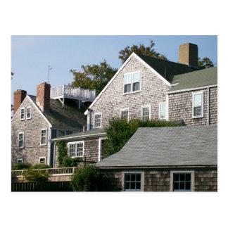 Arquitectura de Nantucket Tarjetas Postales