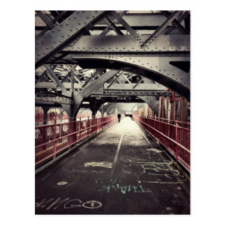 Arquitectura de New York City - puente de Williams Postal