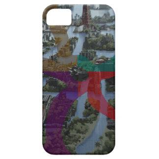Arquitectura de paisaje de la improvisación de iPhone 5 Case-Mate carcasa