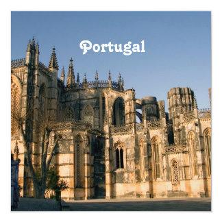 Arquitectura de Portugal Invitación 13,3 Cm X 13,3cm